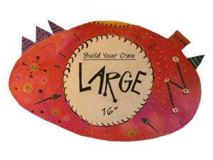 Build A Large Pizza Pie
