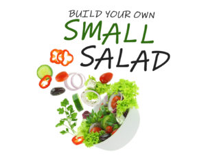 Build Your Own Small Salad